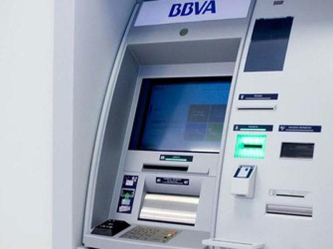 Ajijic amenities like this Bancomer ATM machine.
